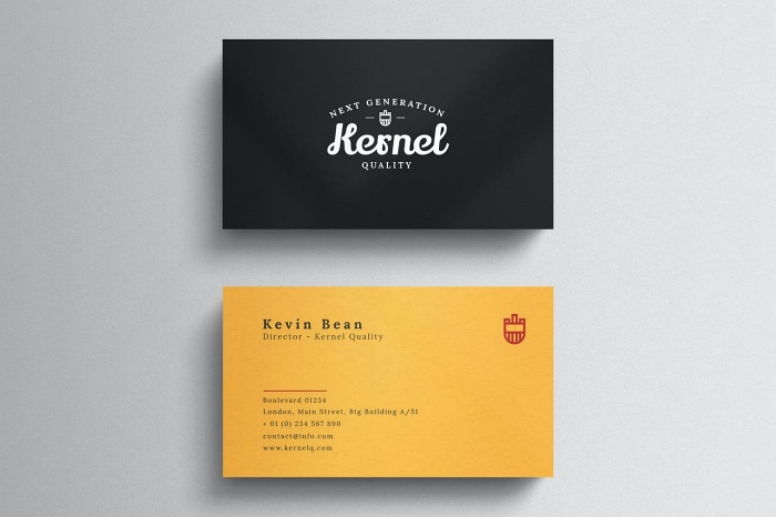 Bảng giá in name card - in danh thiếp